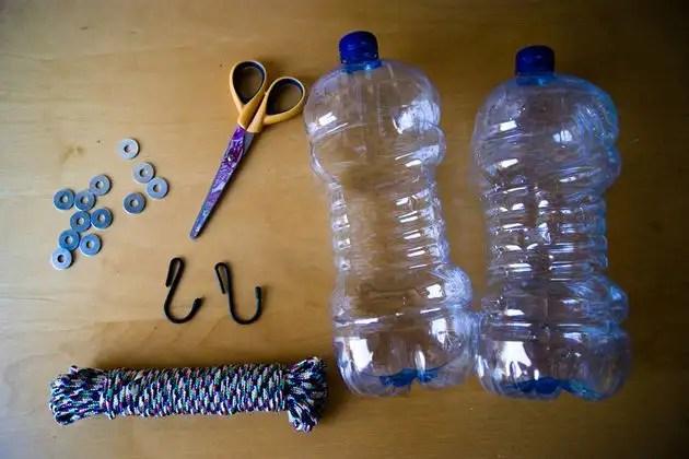 43080752 - Manual: Fabricar un Huerto Vertical en casa con botellas de plástico