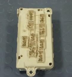 95 lexus ls400 underhood fuse box assembly relays fuses fuse box 1993 lexus ls400 fuse box [ 1600 x 1200 Pixel ]
