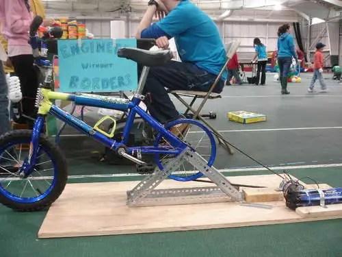 bikegeneratorfortuftski - Manual de como construir tu propia bici-generator de electricidad