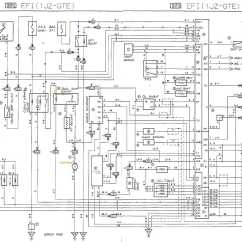 1jz Gte Wiring Diagram Ge Dryer Timer Running Rich Ecu Problem Supramania