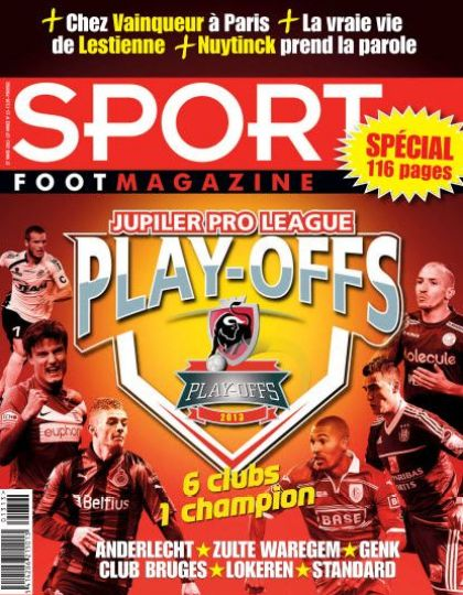 Sport Foot Magazine - 27 Mars 2013
