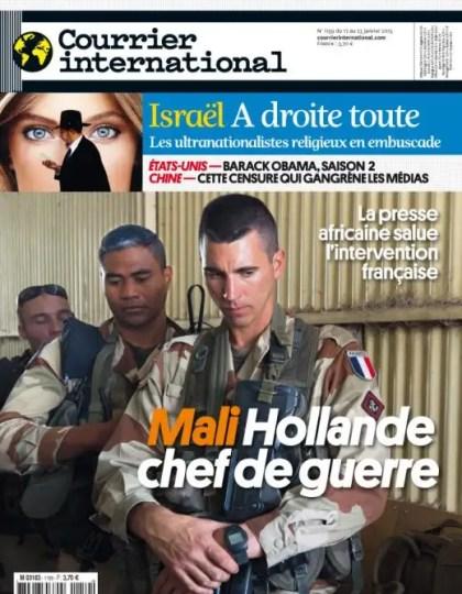 Courrier International N°1159 du 17 au 24 janvier 2013