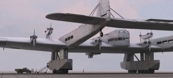 54900848 - Fortalezas Voladoras Rusas