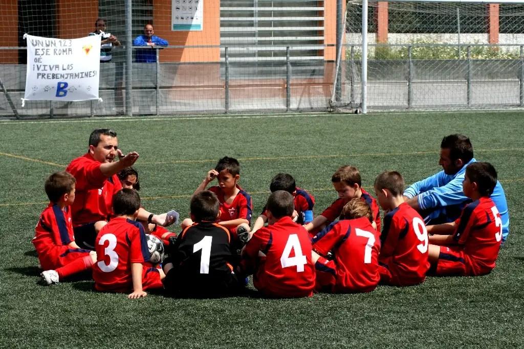 entrenador nuevo, entrenador, equipo nuevo, futbol base, test, pretemporada
