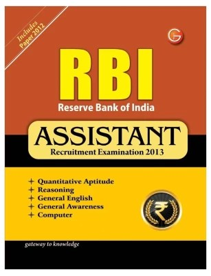 Buy RBI : Assistant Recruitment Examination 2013 11th Edition: Book