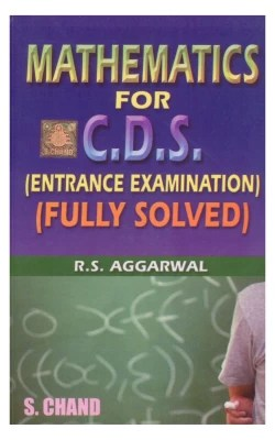 Buy Mathematics for C. D. S. Entrance Examination 1st Edition: Book