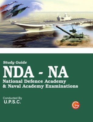 Buy NDA-NA National Defence Academy & Naval Academy Examinations Guide 3rd Edition: Book
