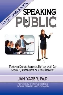 Buy Tthe Fast Track Guide to Speaking in Public: Book