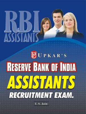 Buy RBI Reserve Bank of India Assistants Recruitment Exam: Book