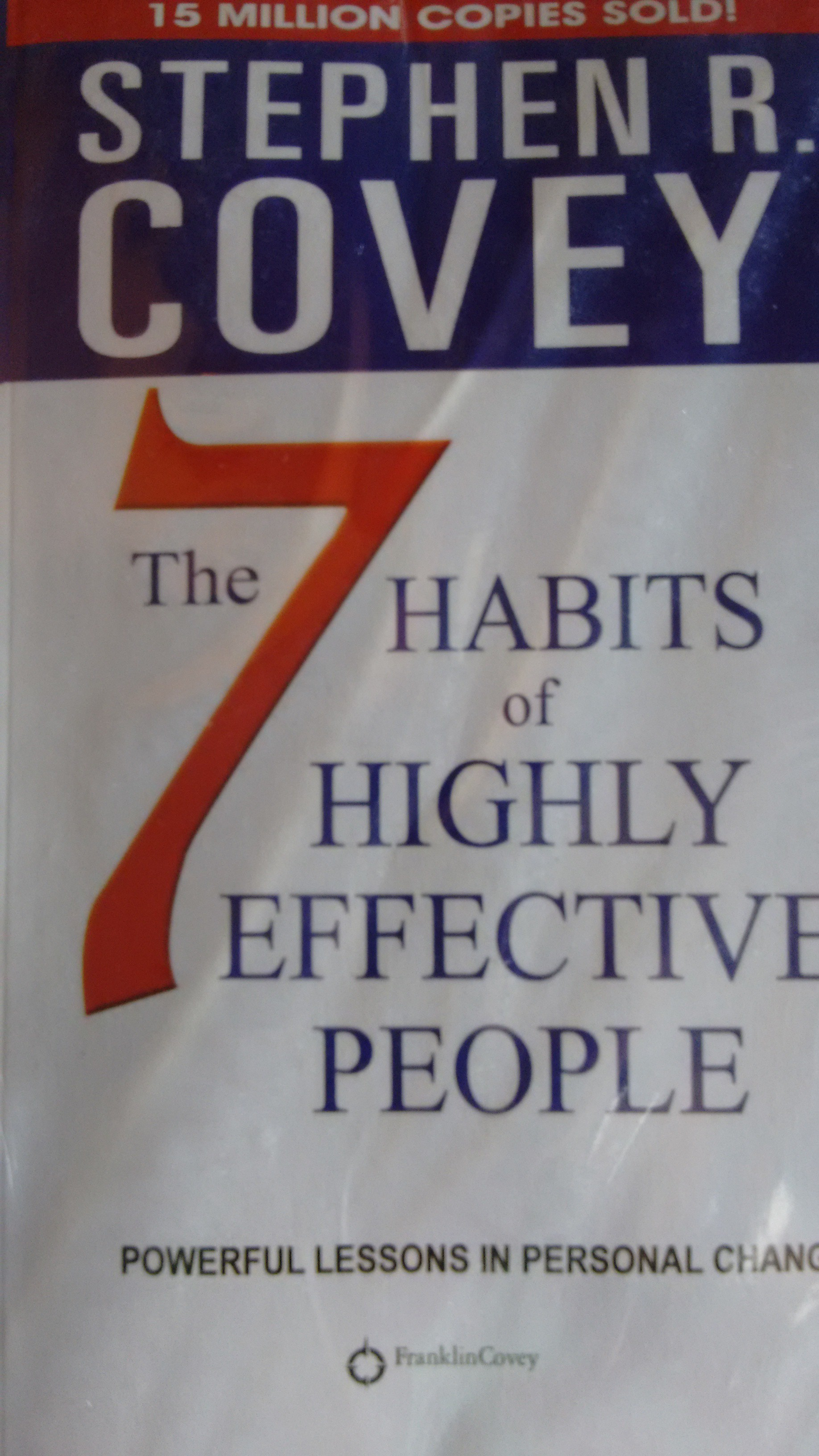 The 7 Habits Of Highly Effective People English