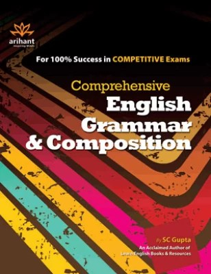 Buy Comprehensive English Grammar & Composition: Book