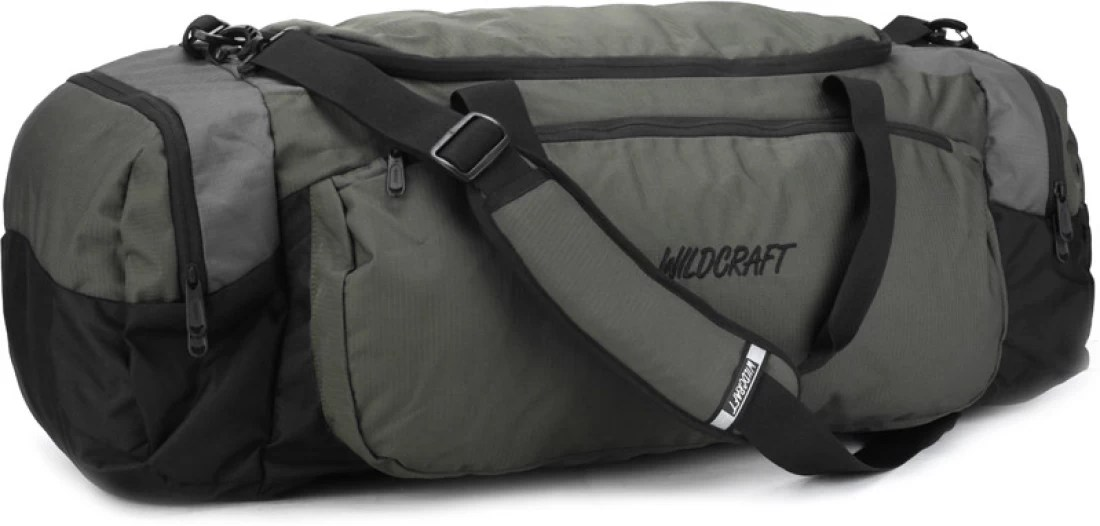 Wildcraft Air Large 216 Inch Travel Duffel Bag Green Price In India