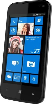 5MP camera with flash, 8GB Ram, windows phone