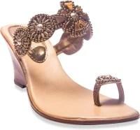 Liza Wedges: Sandal