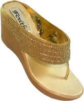 Faith 10001 Wedges: Sandal