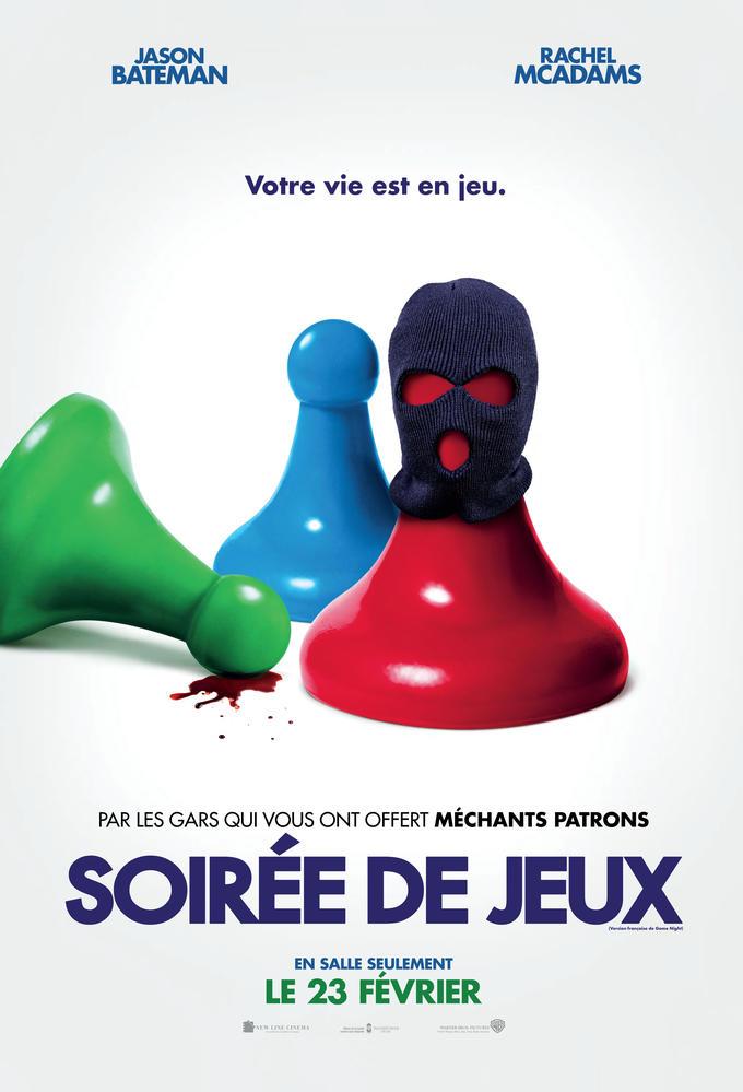 Le Film Le Jeu : SOIRÉE, (2018), Cinoche.com