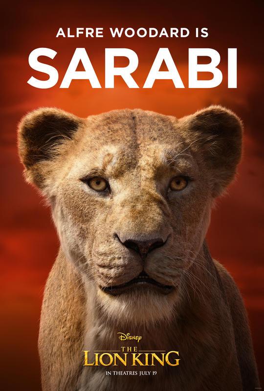 Le Roi Lion Personnages : personnages, Découvrez, Superbes, Affiches, Personnages, Actualités, Cinoche.com