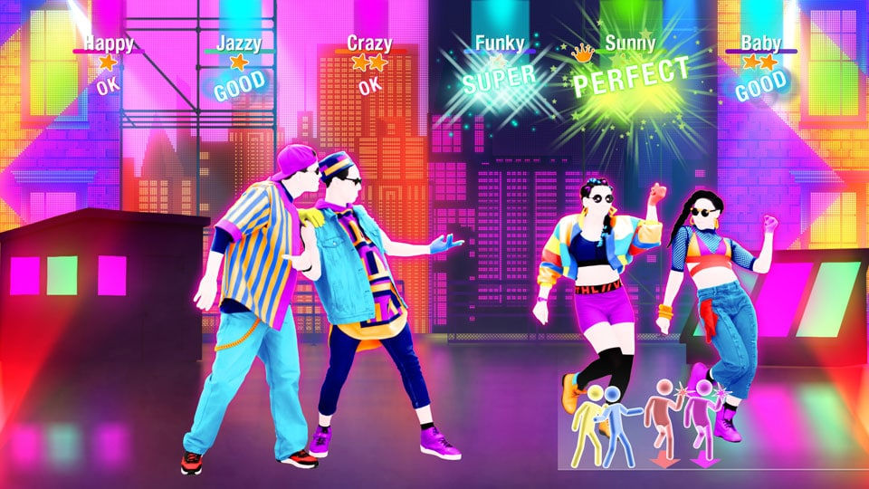 Just Dance 2019 - recenzja - taniec połamaniec