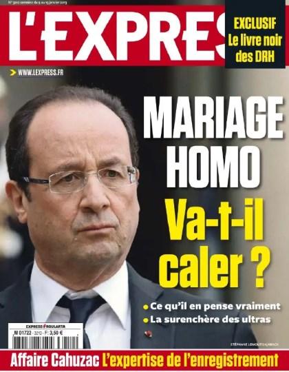 L'Express N°3210 du 9 au 15 Janvier 2013
