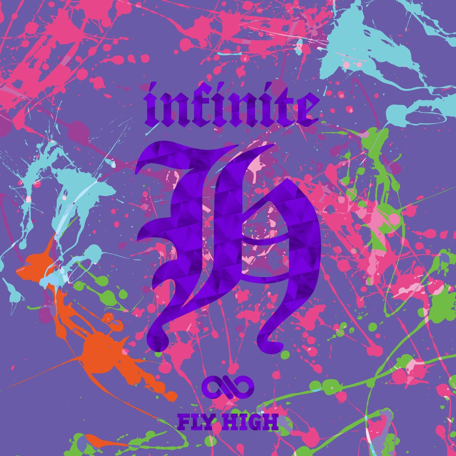 [Mini Album] Infinite H - Fly High