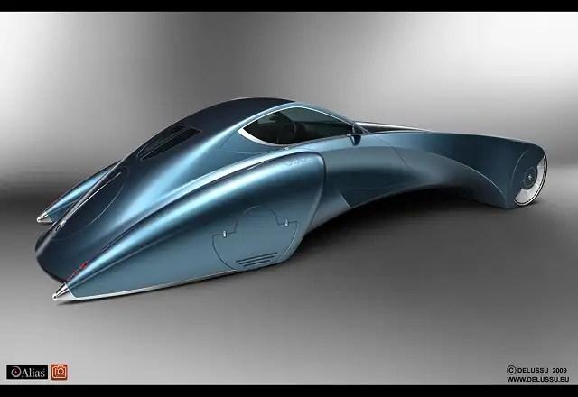 Noticias - Bugatti Stratos