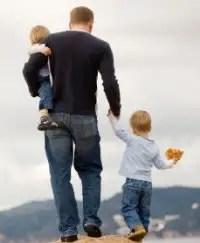 Dalig effekt av andra pappamanaden