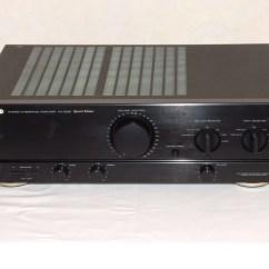 Kenwood Stereo Amplifier Ka 1400b Old Testament Temple Diagram 3020se Integrated Ebay