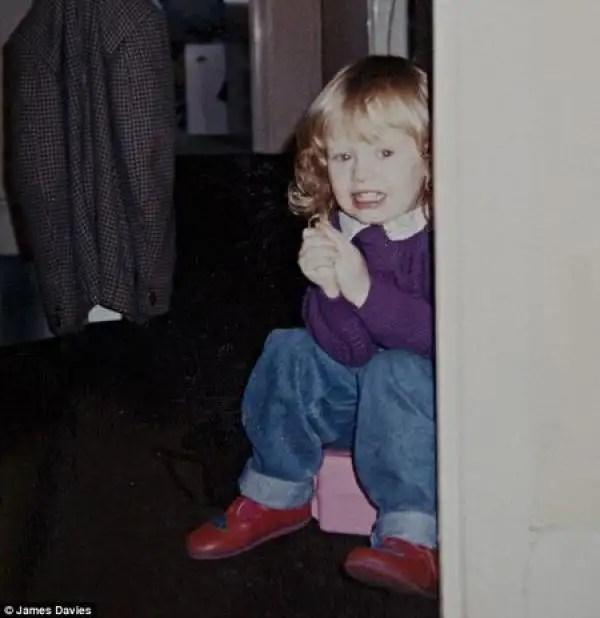 noticias Adele a los cuatro años