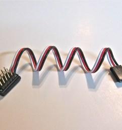 cut a notch in bottom of batt box divider for wiring to run under  [ 2885 x 2098 Pixel ]