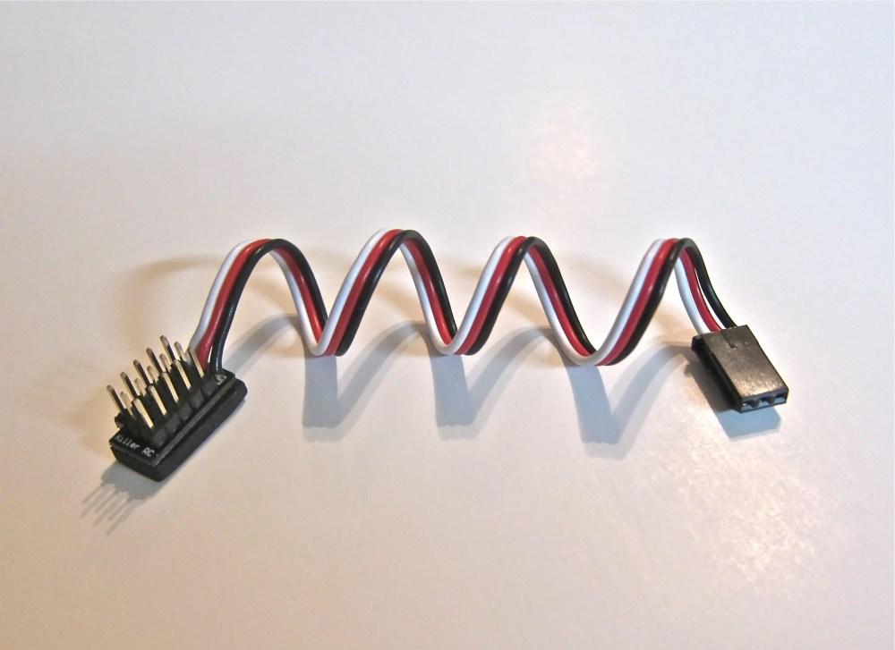 medium resolution of cut a notch in bottom of batt box divider for wiring to run under