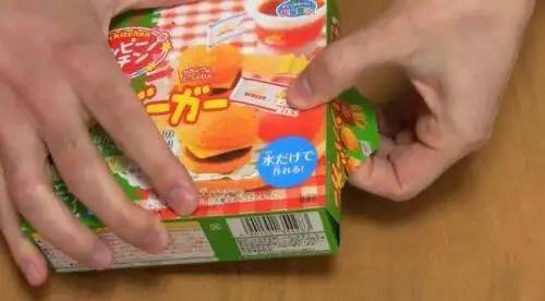 hamburguesapolvo2 - Mini Hamburguesas en polvo un invento asiático