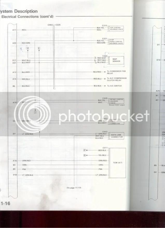 H22a Engine Diagram H22a Vacuum Diagram H22a Wiring Diagram