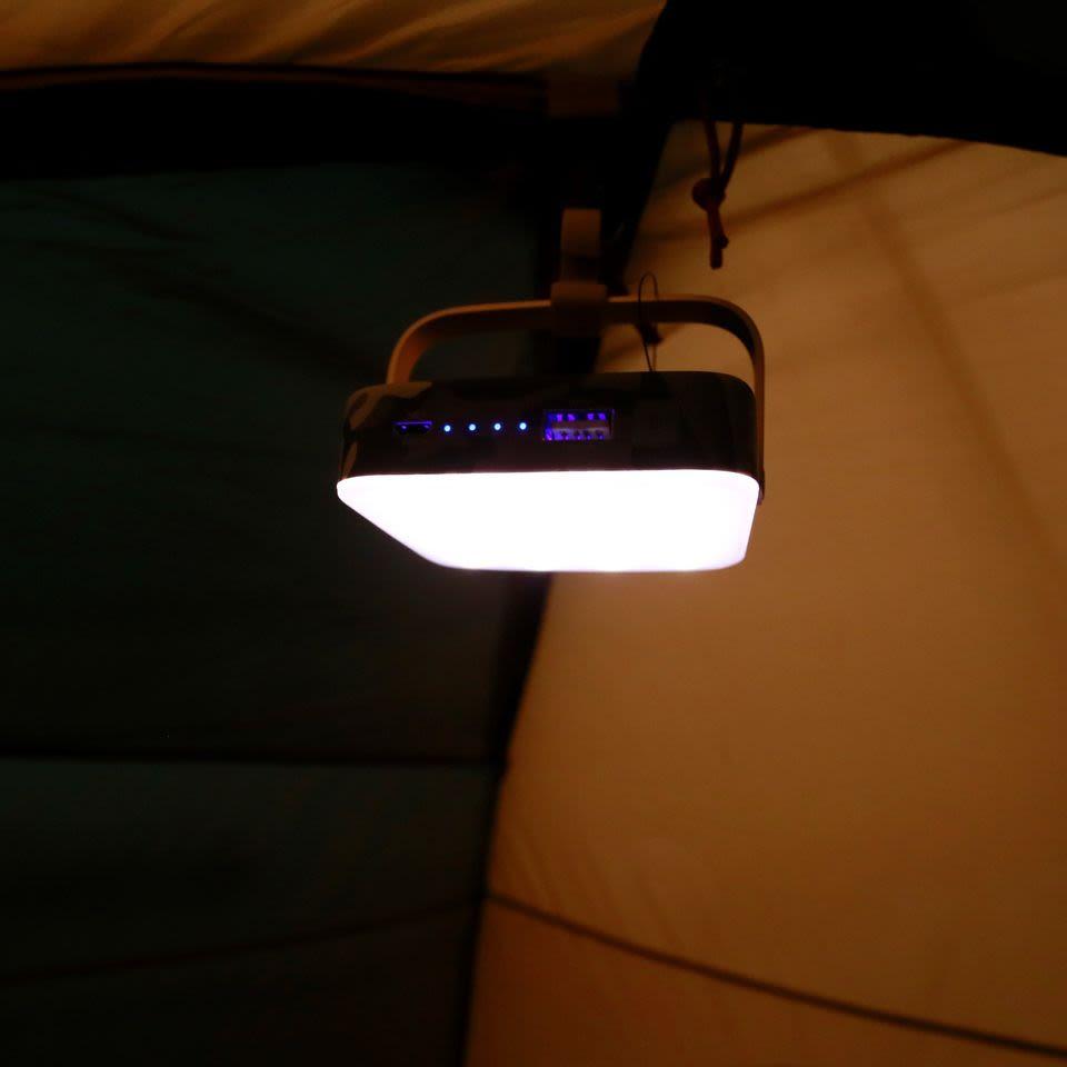 - [店長推薦] N9 LUMENA 行動電源燈|露營燈行動電源|露營燈推薦