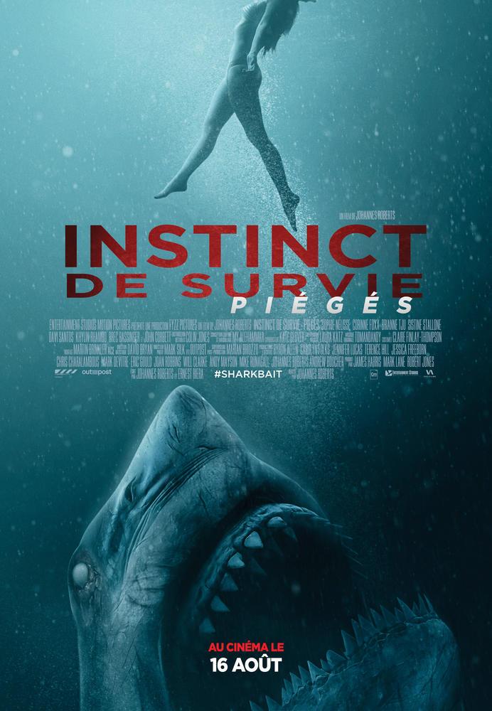 Instinct De Survie Histoire Vraie : instinct, survie, histoire, vraie, INSTINCT, SURVIE, PIÉGÉS, (2019), Cinoche.com