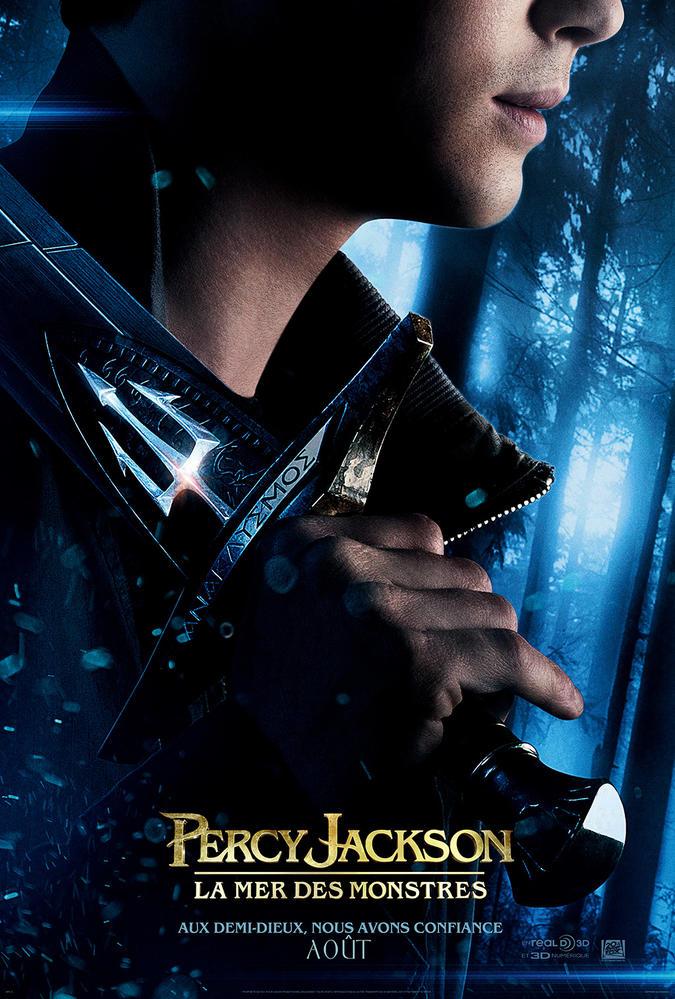 Percy Jackson La Mer Des Monstres : percy, jackson, monstres, PERCY, JACKSON, MONSTRES, (2013), Cinoche.com
