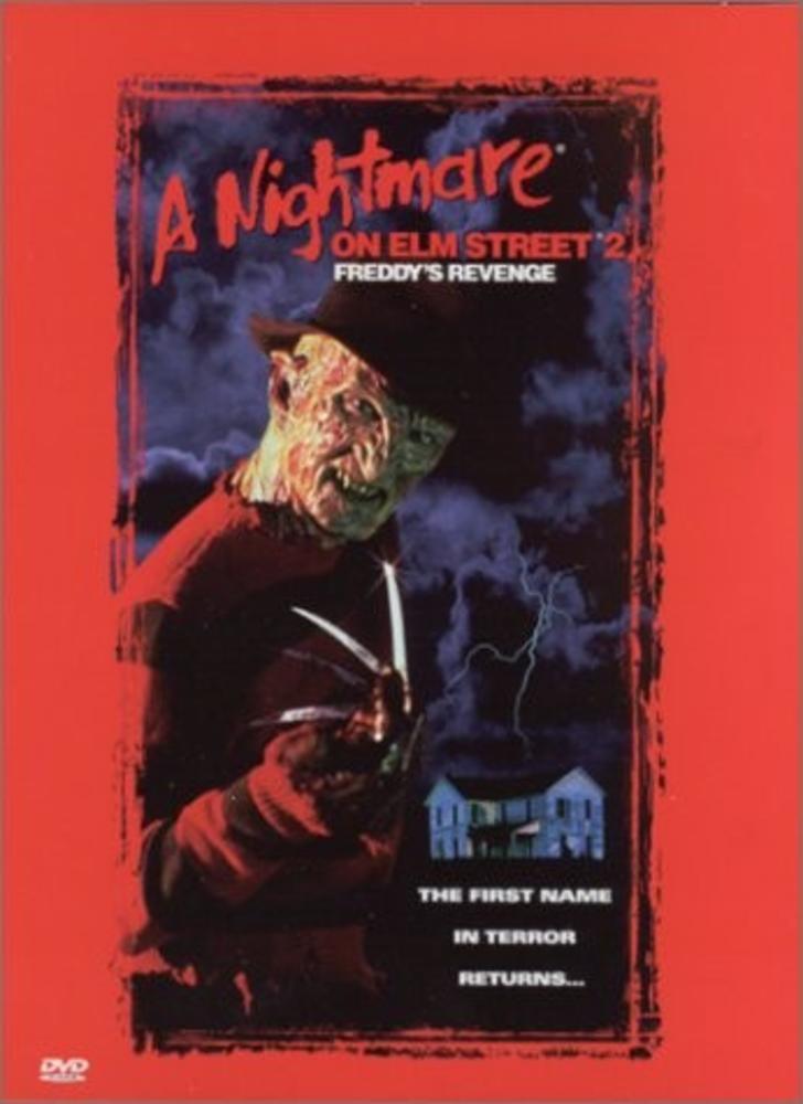 Freddy Les Griffes De La Nuit 1 : freddy, griffes, GRIFFES, REVANCHE, FREDDY, (1985), Cinoche.com