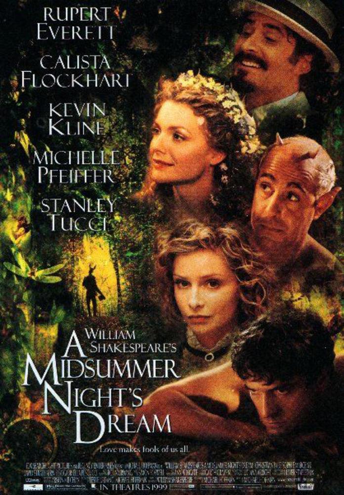Le Songe D Une Nuit D été Film : songe, été, SONGE, D'UNE, D'ÉTÉ, (1999), Cinoche.com