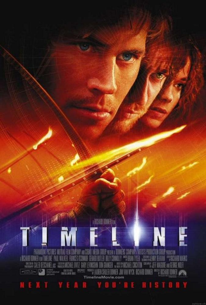 Film De Voyage Dans Le Temps : voyage, temps, PRISONNIERS, TEMPS, (2003), Cinoche.com