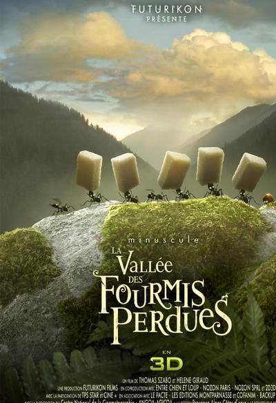 Minuscule La Vallée Des Fourmis Perdues : minuscule, vallée, fourmis, perdues, MINUSCULE, VALLÉE, FOURMIS, PERDUES, (2013), Cinoche.com