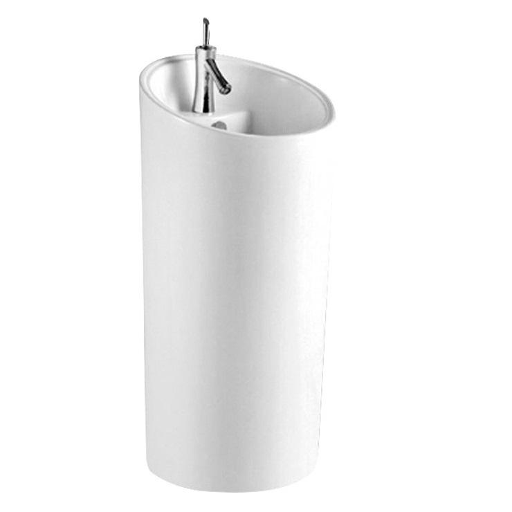 corner pedestal sink manufacturer