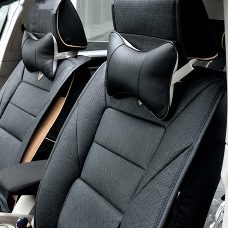 oem car headrest pillow car neck