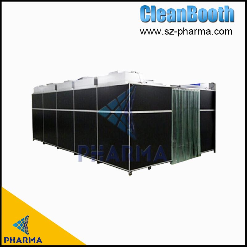 clean room wall panel clean booth pharma