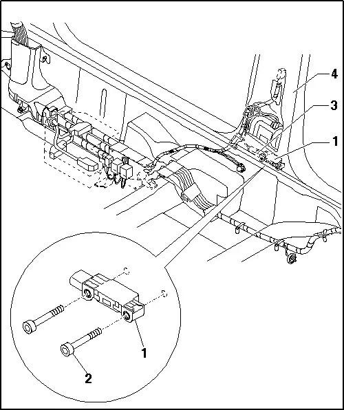 Czy poduszka kierownicy z B7 zamontowana do B6 wystrzeli