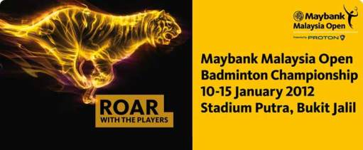 maybank open 2012, maybank result badminton 2012, maybank badminton  tournament 2012, result latest badminton maybank , poster maybank  malaysia open 2012, maybank open 2012