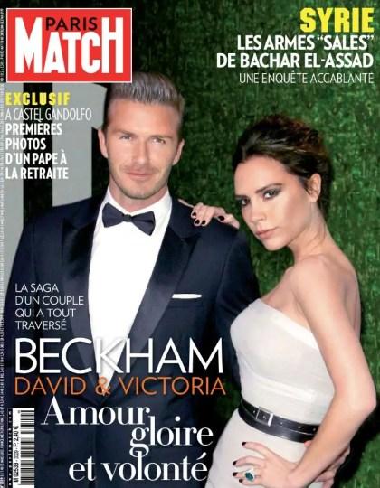 Paris Match N°3329 du 7 au 13 Mars 2013