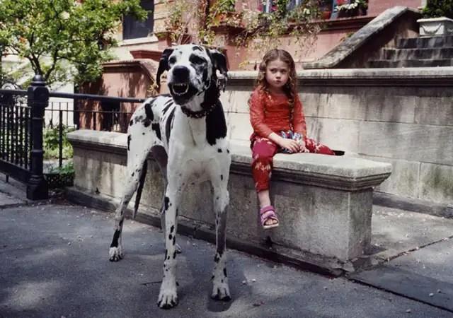 robinschwartzfotosanima - La fotógrafa Robin Schwartz muestra la conexión de su hija con animales de todo tipo