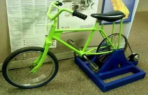 plugtheapplianceofyourc - Manual de como construir tu propia bici-generator de electricidad