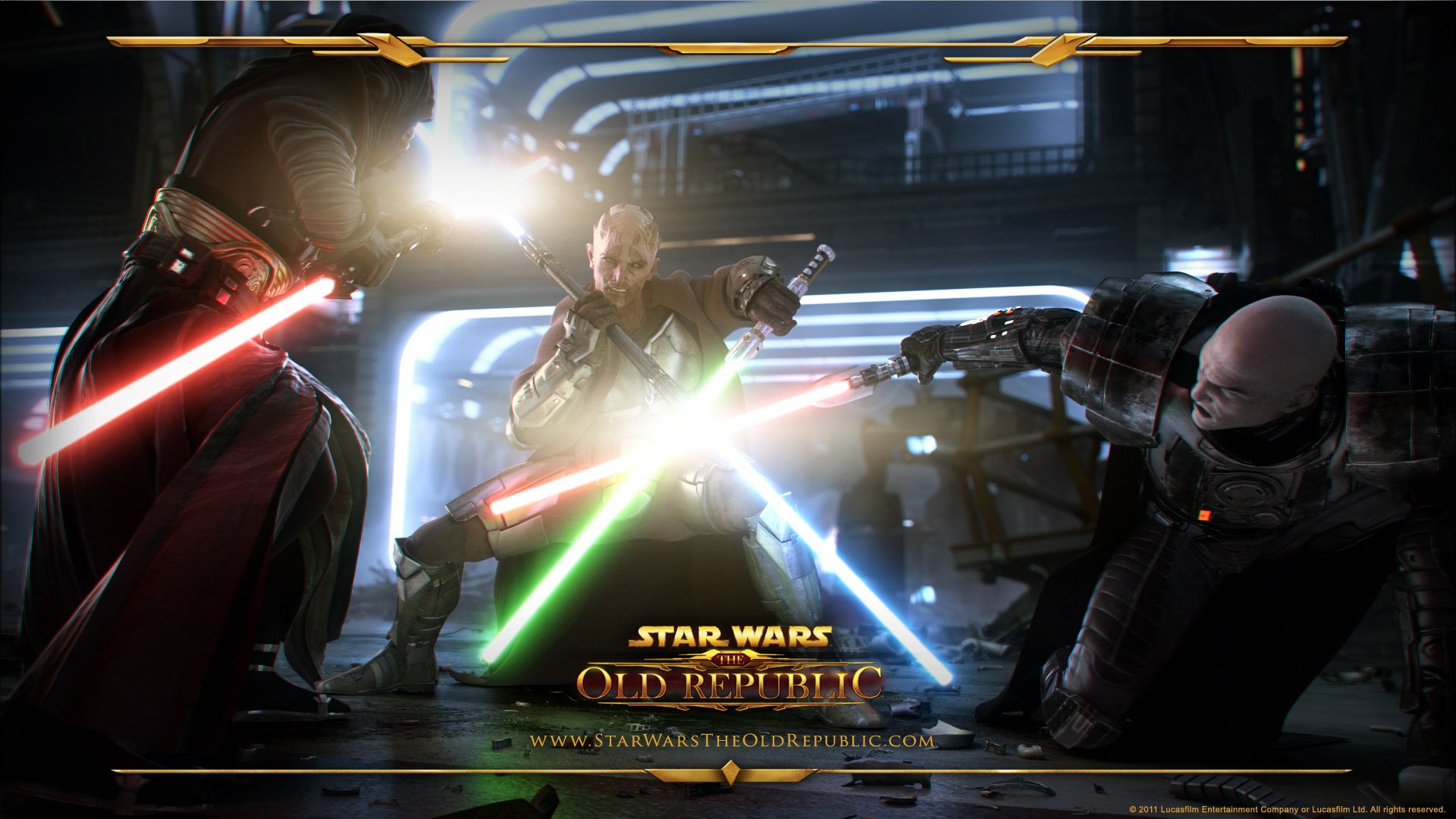 Star Wars The Old Republic New Wallpapers Gaming Phanatic