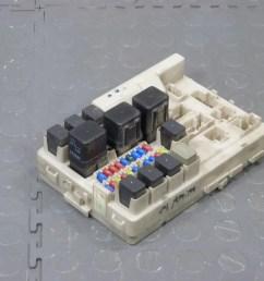 04 06 nissan maxima ipdm bcm body control module underhood 2006 nissan maxima fuse box 2006 [ 1600 x 1200 Pixel ]