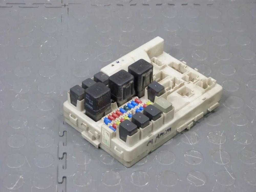 medium resolution of 04 06 nissan maxima ipdm bcm body control module underhood 2006 nissan maxima fuse box 2006